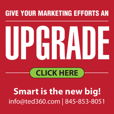 Upgrade your marketing efforts.