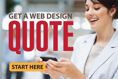 Free Web design quote