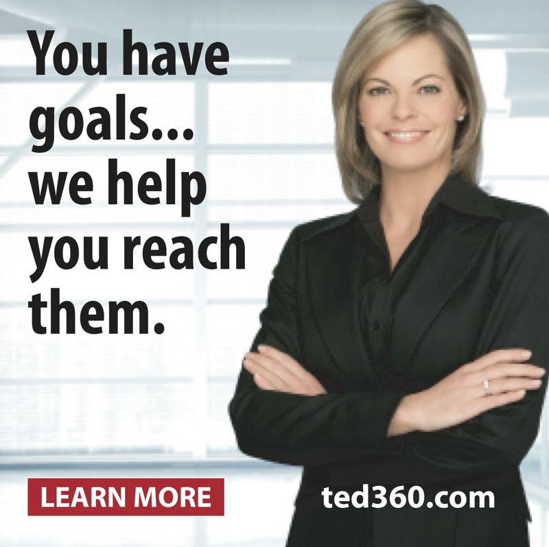 ted360 will create experiences that your customers will love and a highly profitable business in the process.