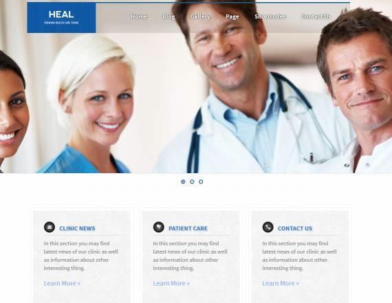 search friendly WordPress Web design