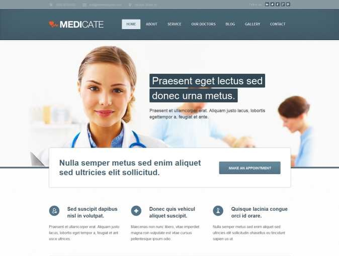 hotel WordPress Web design