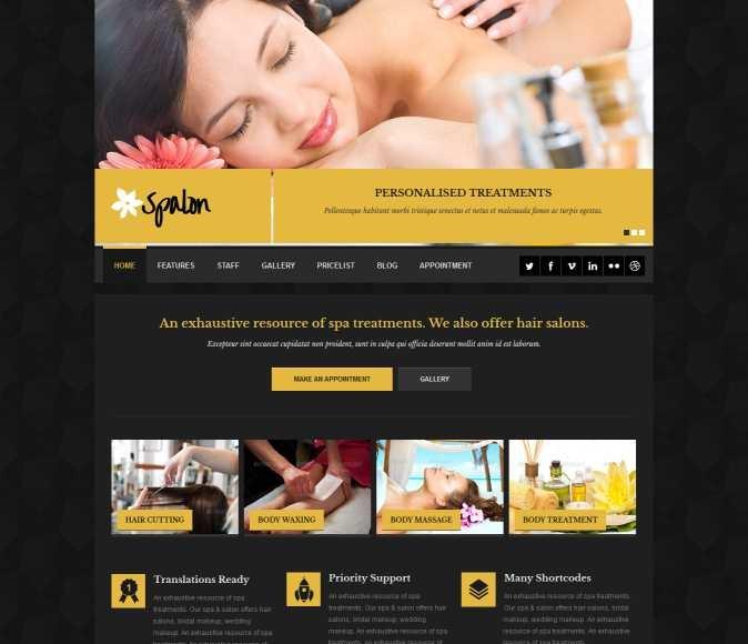 affordable WordPress Web design