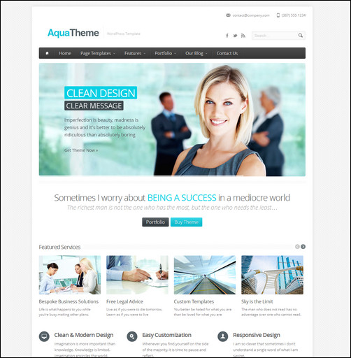 marketing digital and branding solutions ted360 best wordpress themes for business. Black Bedroom Furniture Sets. Home Design Ideas