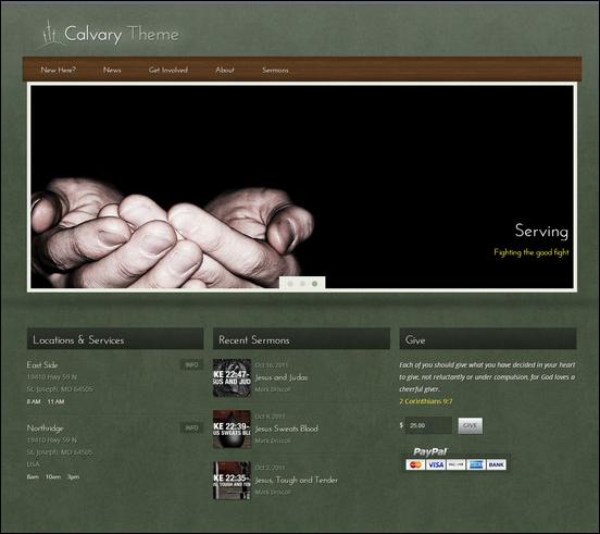 calvary-theme