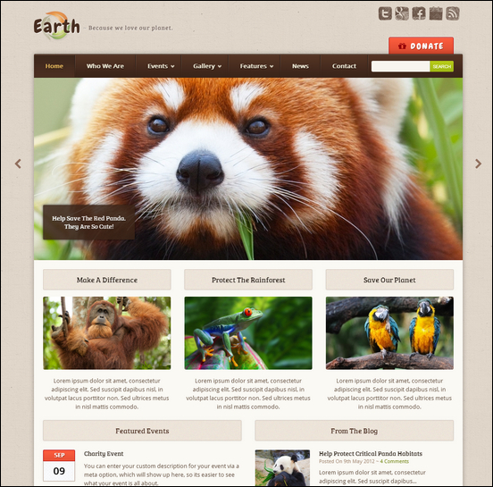 earth-ecoenvironmental-nonprofit-wordpress-theme