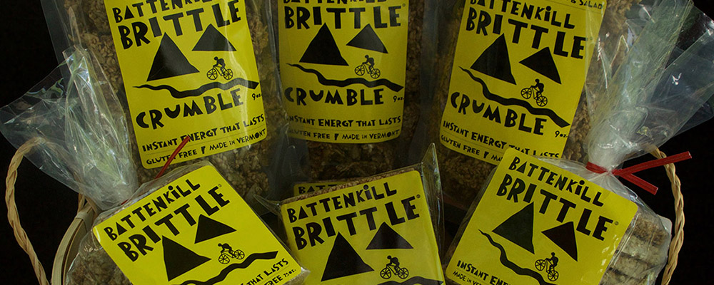 Battenkill Brittle Food Vermont