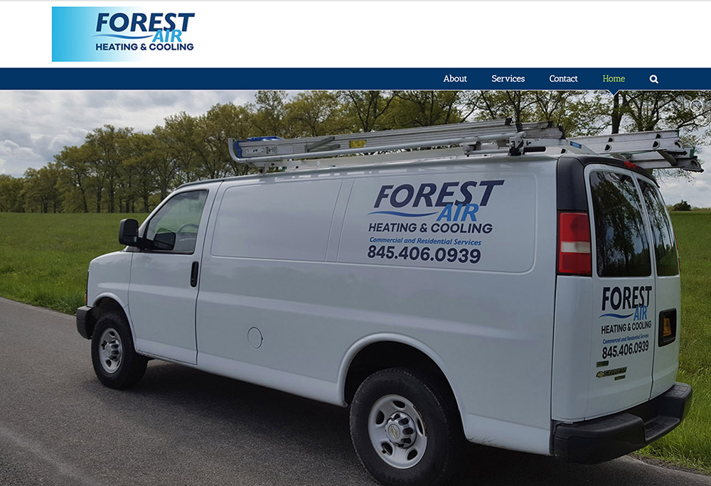 Forest Air Heating & Cooling New Paltz NY