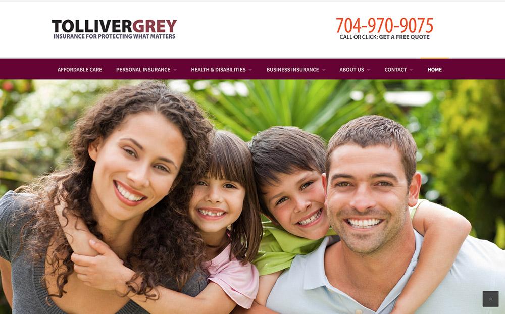 Tolliver Grey Insurance Charlotte NC